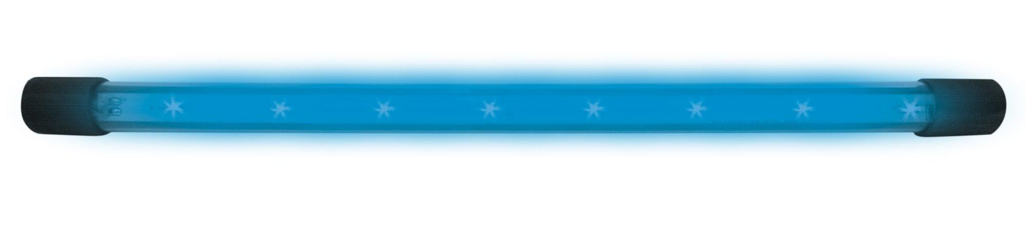 Tubo a led per acquario luce blu for Luce per tartarughe