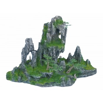HAQUOSS WILD MOUNTAIN 1 - 29,5x16,5x20h cm