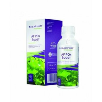 AQUAFOREST FRESHWATER - AF PO4 BOOST 200ml, Integratore fosforo