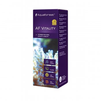AQUAFOREST - AF VITALITY 10 - 50ml