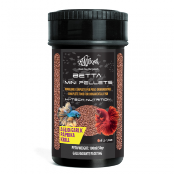 HAQUOSS BETTA MINI PELLETS 100ML/50GR