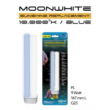 HAQUOSS MOONWHITE PL 9 WATT-SUNSHINE REPLACEMENT
