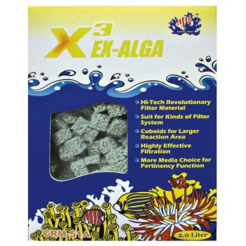X3 EX-ALGAE ANTI-ALGHE 2 LT