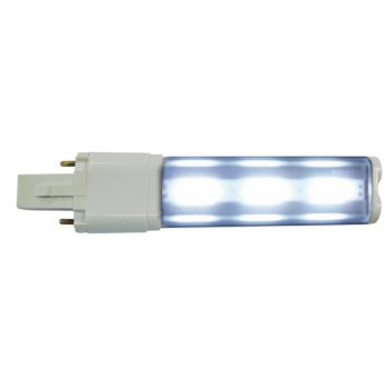 HAQUOSS STARDUST ICEWHITE, Lampada a Led PL, luce bianca
